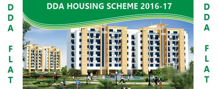 DDA Housing Scheme 2017 How To Apply