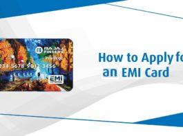 How to apply for a Bajaj Finserv EMI Card