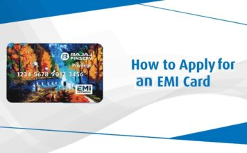 How to apply for a Bajaj Finserv EMI Card