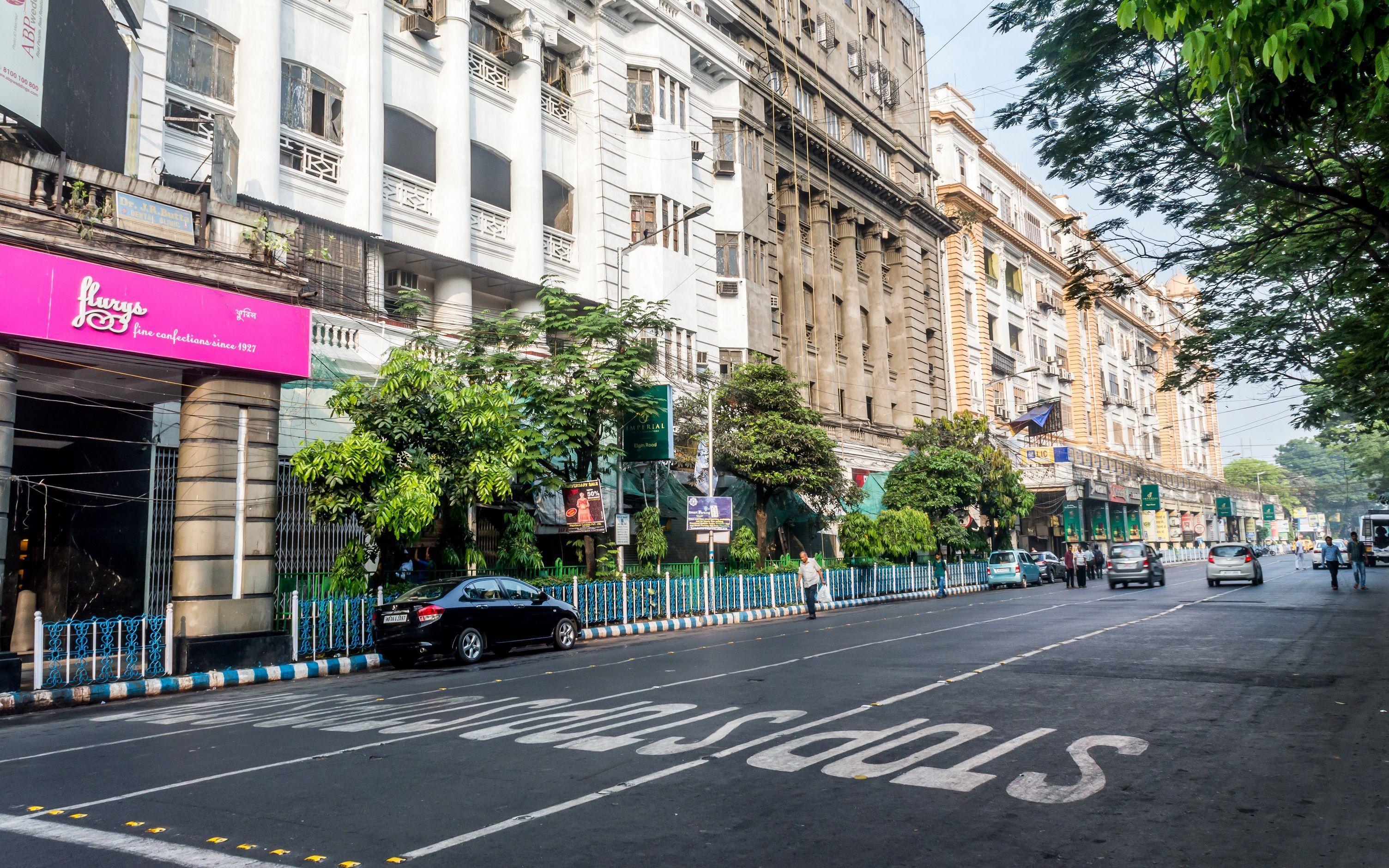 Living in Kolkata