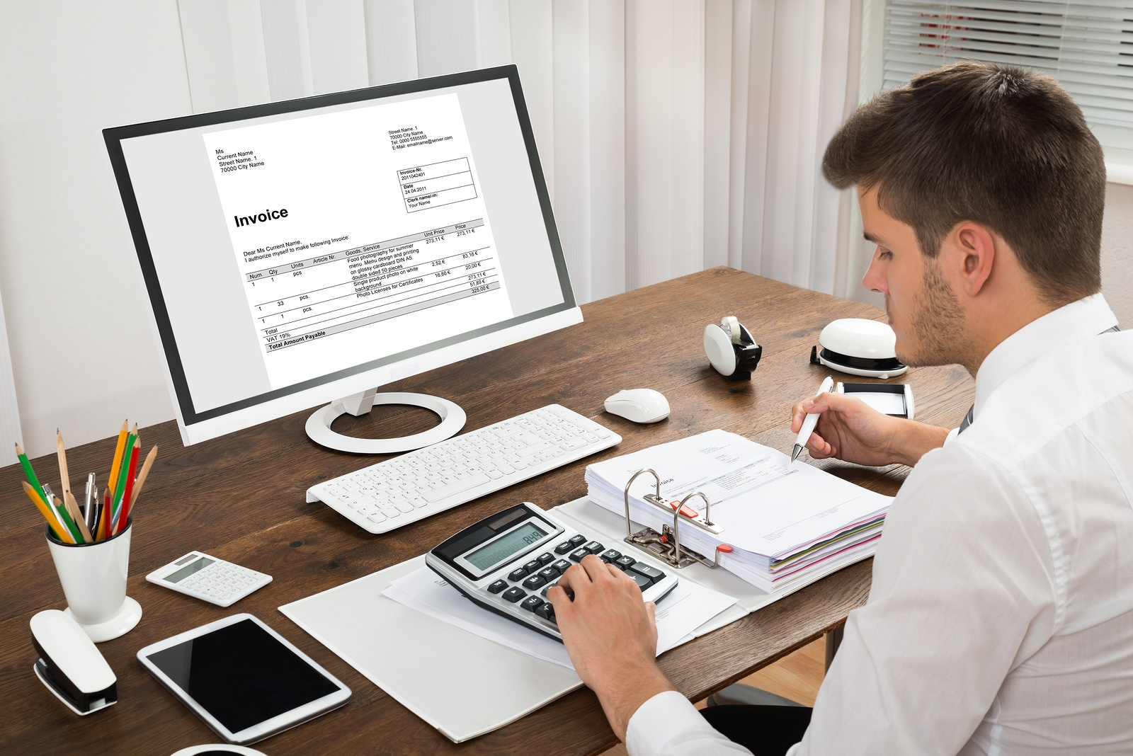 Advantages To Working With Tax Accountants